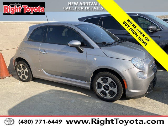 2015 Fiat 500e Battery Electric 2dr HB BATTERY ELECTRIC Electric [1]