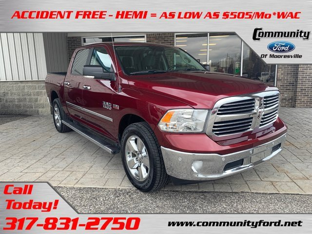 Used 2017 Ram 1500 in Bloomington, IN