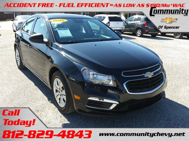 Used 2016 Chevrolet Cruze Limited in Bloomington, IN