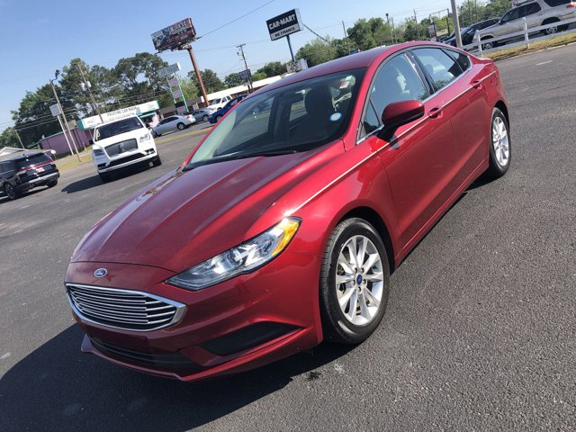 Used 2017 Ford Fusion in Dothan & Enterprise, AL