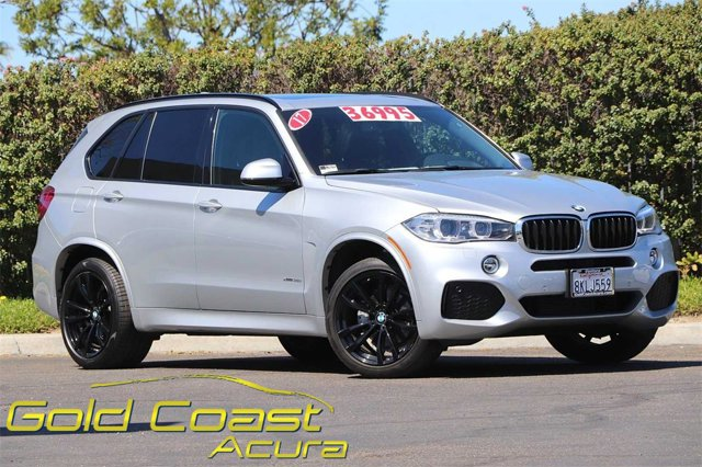 Used 2017 BMW X5 in Ventura, CA