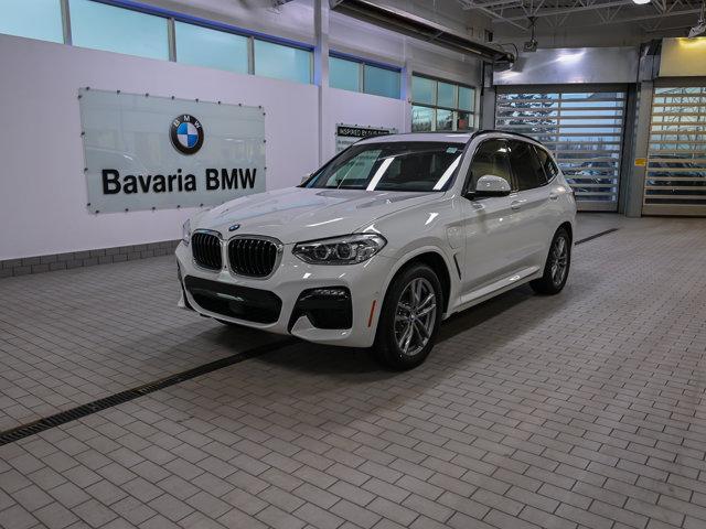 2020 BMW X3 X3 xDrive30e X3 xDrive30e Plug-In Hybrid Intercooled Turbo Gas/Electric I-4 2.0 L/122 [1]