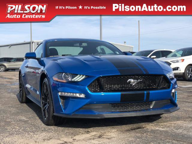 New 2020 Ford Mustang in Mattoon, IL