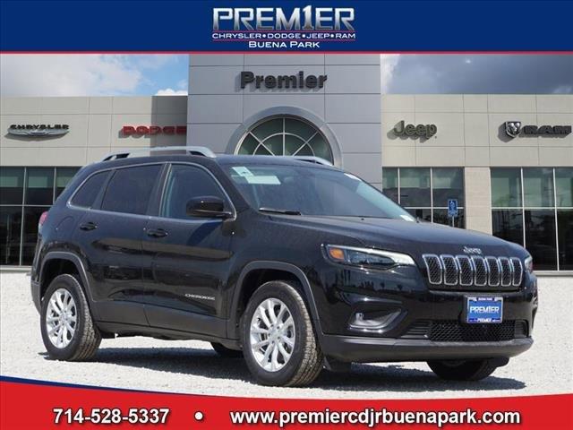 New 2019 Jeep Cherokee in , LA