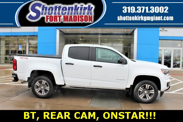 Used 2018 Chevrolet Colorado in Fort Madison, IA
