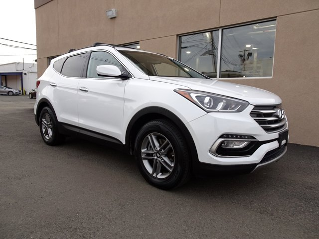 2017 Hyundai Santa Fe Sport 24L BEIGE  STAIN-RESISTANT CLOTH SEATING SURFACES
