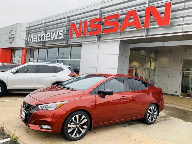 New 2020 Nissan Versa in Paris, TX