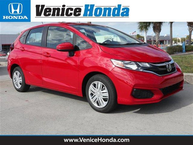 New 2019 Honda Fit in Venice, FL