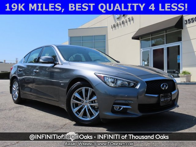 2017 INFINITI Q50 3.0t Premium 3.0t Premium RWD Twin Turbo Premium Unleaded V-6 3.0 L/183 [8]