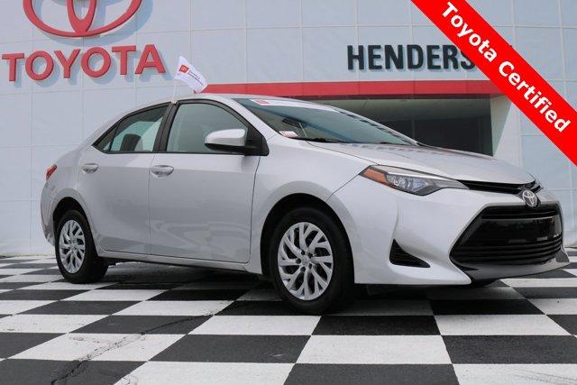 Used 2017 Toyota Corolla in Henderson, NC