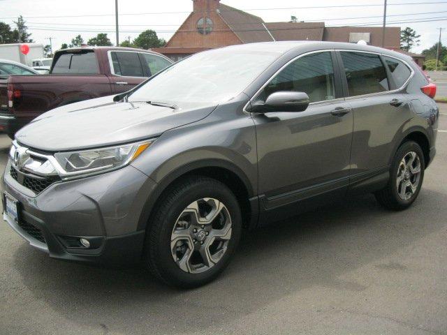 New 2019 Honda CR-V in Newport, OR