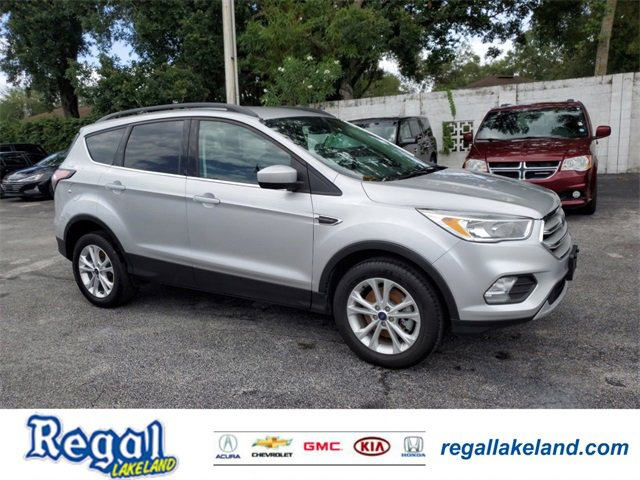 Used 2018 Ford Escape in Lakeland, FL