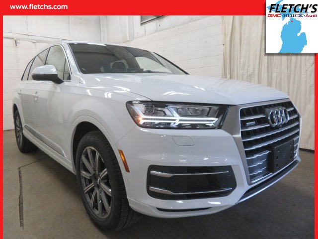 New 2019 Audi Q7 in Petoskey, MI