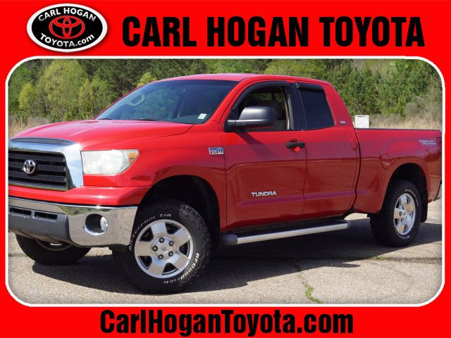 Used 2007 Toyota Tundra in Columbus, MS