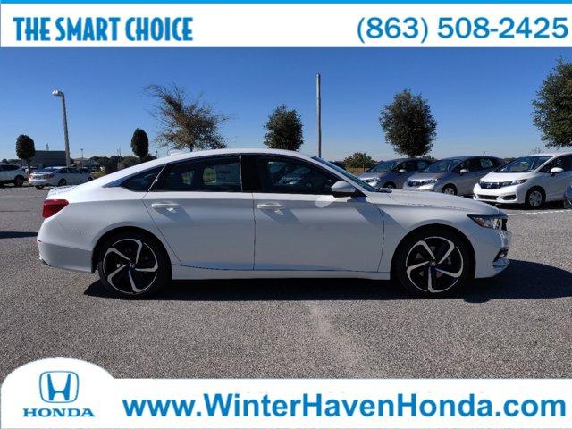 New 2020 Honda Accord Sedan in Winter Haven, FL