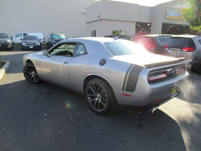 New 2016 Dodge Challenger 2dr Cpe R-T Scat Pack