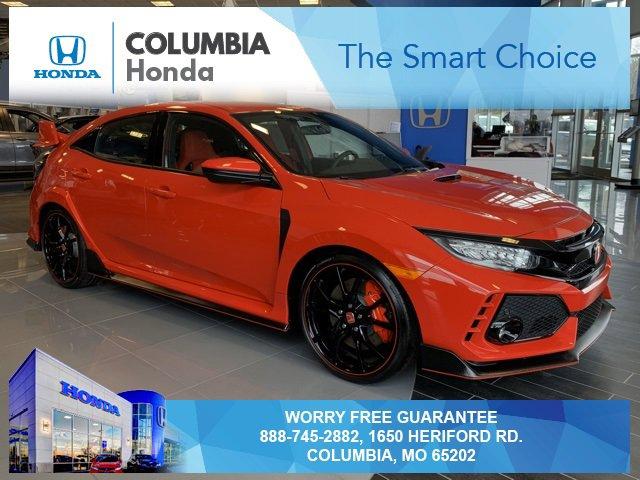 New 2019 Honda Civic Type R in Columbia, MO
