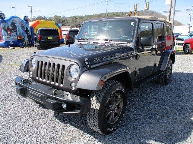 Used 2018 Jeep Wrangler JK Unlimited in Fort Payne, AL