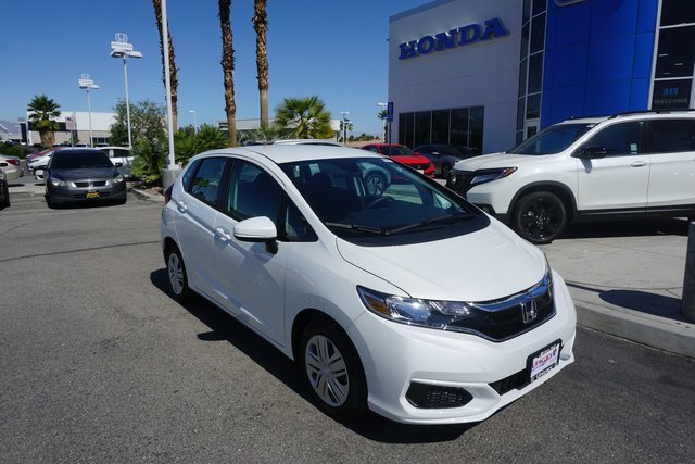 New 2019 Honda Fit in Indio, CA