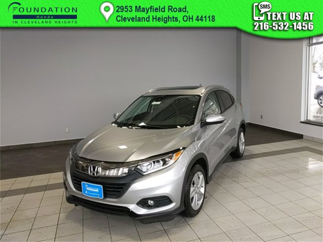 New 2020 Honda HR-V in Cleveland Heights, OH