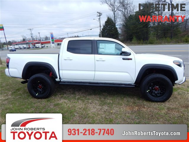New 2019 Toyota Tacoma in Manchester, TN