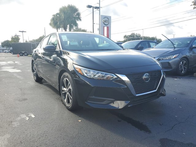New 2020 Nissan Sentra in Tampa, FL