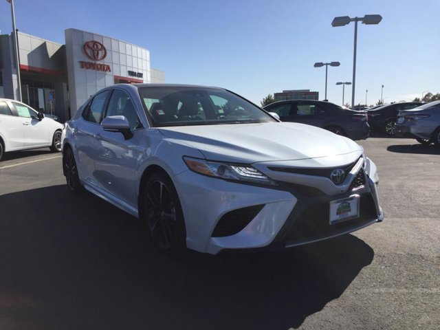 New 2020 Toyota Camry in Yuba City, CA