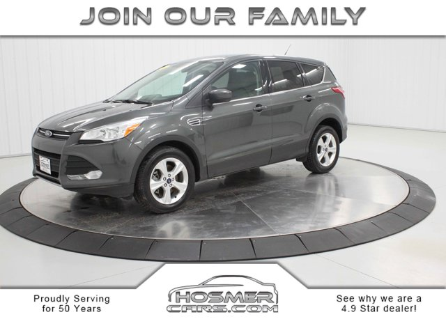 Used 2015 Ford Escape in Mason City, IA