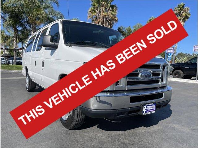 2010 Ford Econoline Wagon XLT EXTENDED 15 PASSENGER VAN BACK UP CAM CLEAN