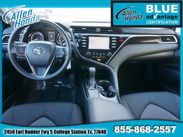 Used 2018 Toyota Camry in College Station, TX