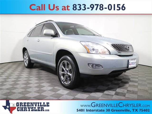 Used 2009 Lexus RX 350 in Greenville, TX