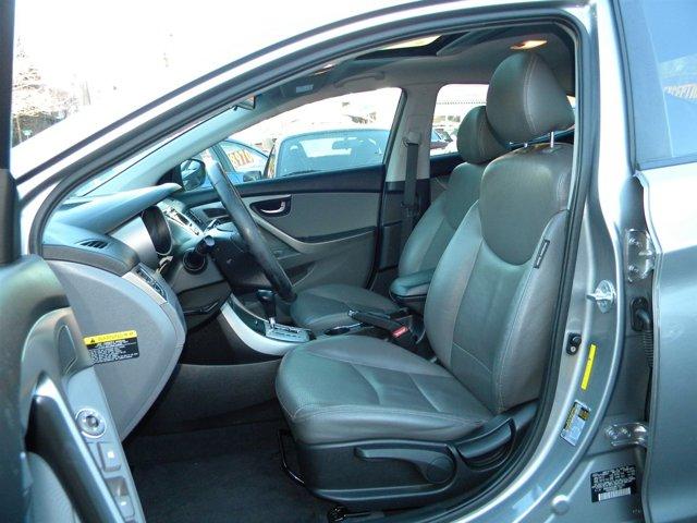Used 2011 Hyundai Elantra 4dr Sdn Auto Limited