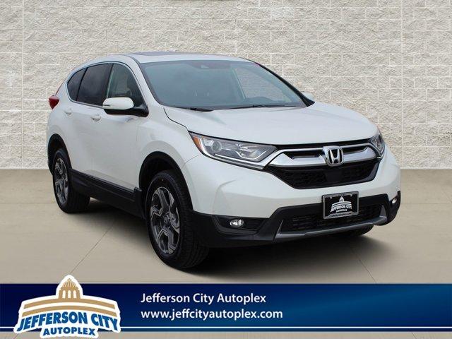 Used 2017 Honda CR-V in Jefferson City, MO