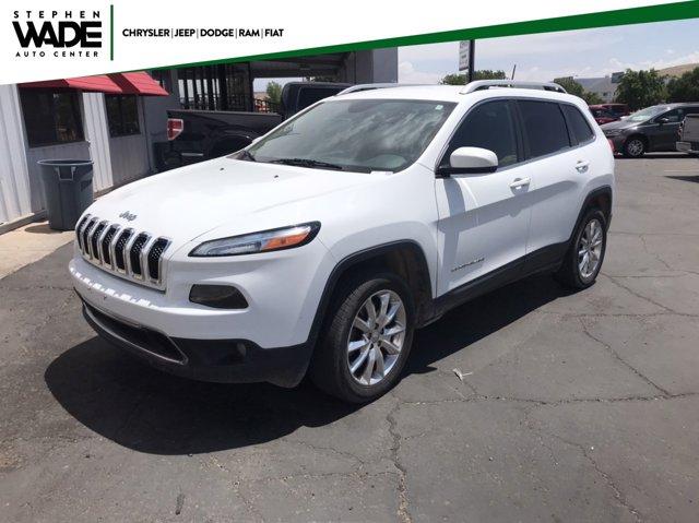 Used 2017 Jeep Cherokee Limited