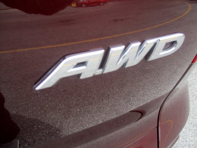2015 Honda CR-V LX AWD 5dr