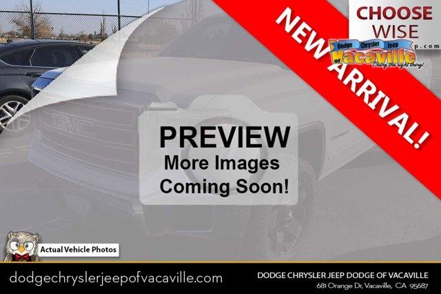 2014 GMC Sierra 1500 SLE 2WD Crew Cab 143.5″ SLE Gas/Ethanol V6 4.3L/262 [1]