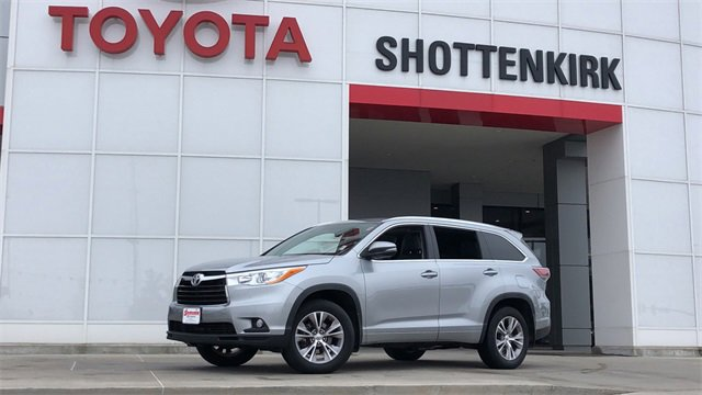 Used 2014 Toyota Highlander in Quincy, IL