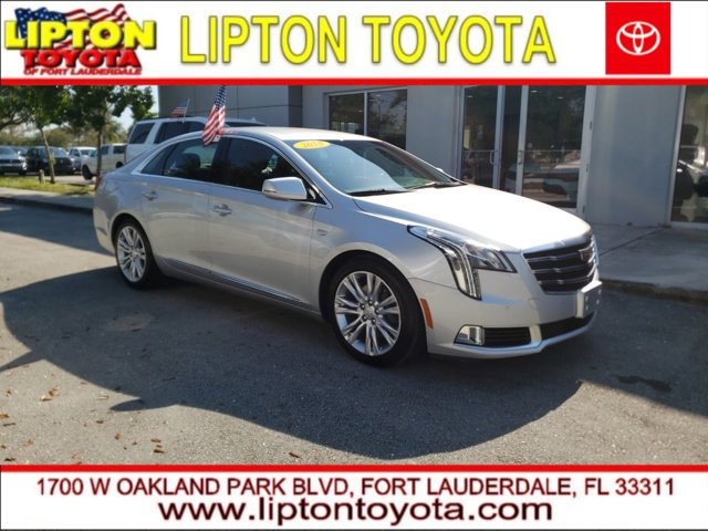 Used 2018 Cadillac XTS in Ft. Lauderdale, FL