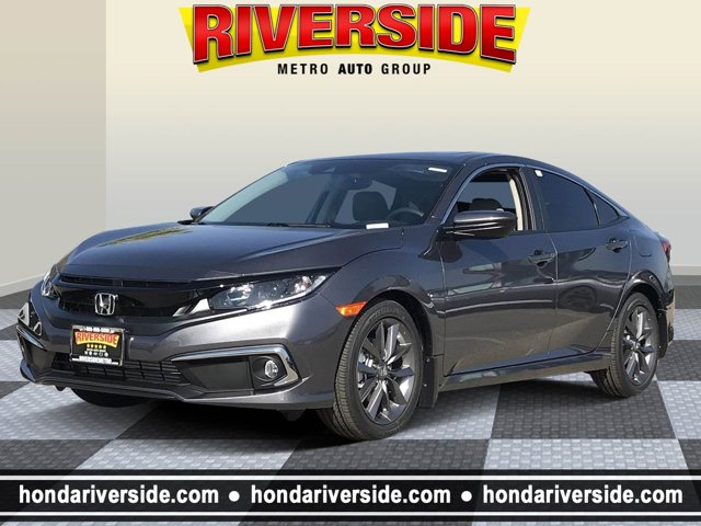 2020 Honda Civic Sedan EX EX CVT Intercooled Turbo Regular Unleaded I-4 1.5 L/91 [9]