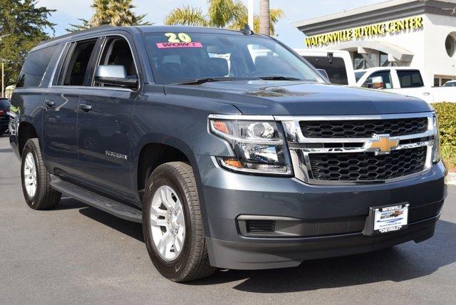New 2020 Chevrolet Suburban in Watsonville, CA