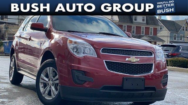 2014 Chevrolet Equinox LT FWD 4dr LT w/1LT Gas/Ethanol I4 2.4/145 [2]