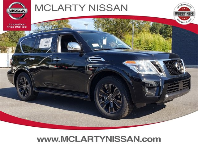 New 2020 Nissan Armada in , AR