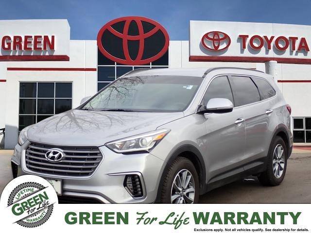 2017 Hyundai Santa Fe GLS