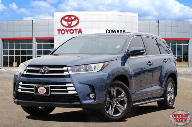 Used 2019 Toyota Highlander in Dallas, TX