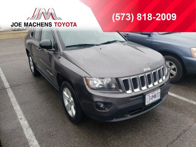 Used 2016 Jeep Compass in Columbia, MO