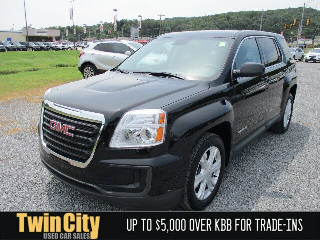 Used 2017 GMC Terrain in Fort Payne, AL