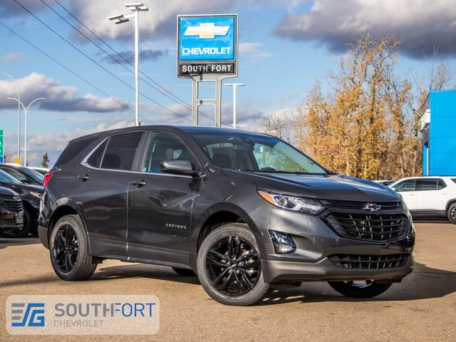 2021 Chevrolet Equinox LT AWD Sport Edition AWD 4dr LT w/1LT Turbocharged Gas I4 1.5L/92 [9]