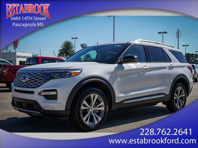 New 2020 Ford Explorer in Pascagoula, MS