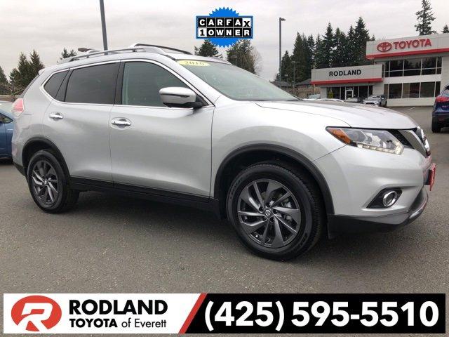 Used 2016 Nissan Rogue in Everett, WA