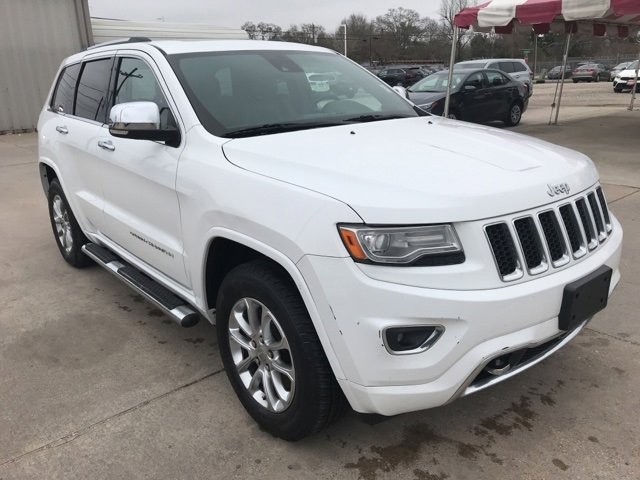 Used 2014 Jeep Grand Cherokee in Conroe, TX